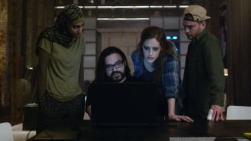 fsociety hackers in Mr Robot