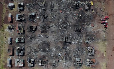 Mexico market explosion