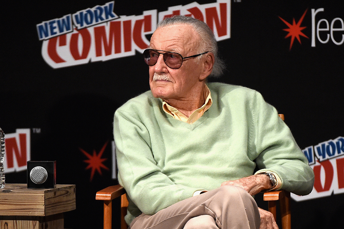 Stan Lee Wants Silver Surfer to Get A Second Chance