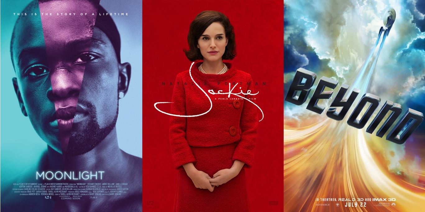 Best movie posters of 2016