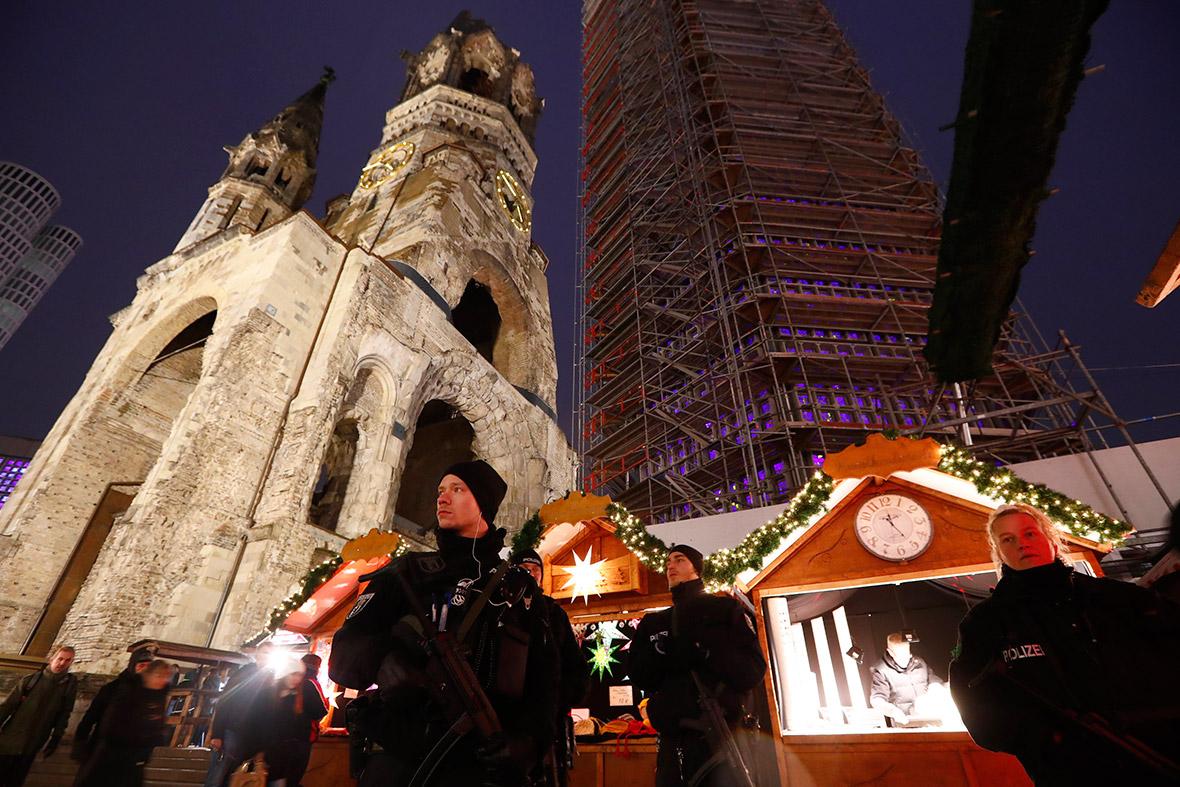 Berlin Christmas market