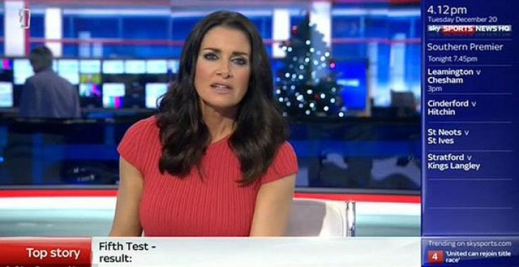 Kirsty Gallacher rushed to hospital for 'extreme ...