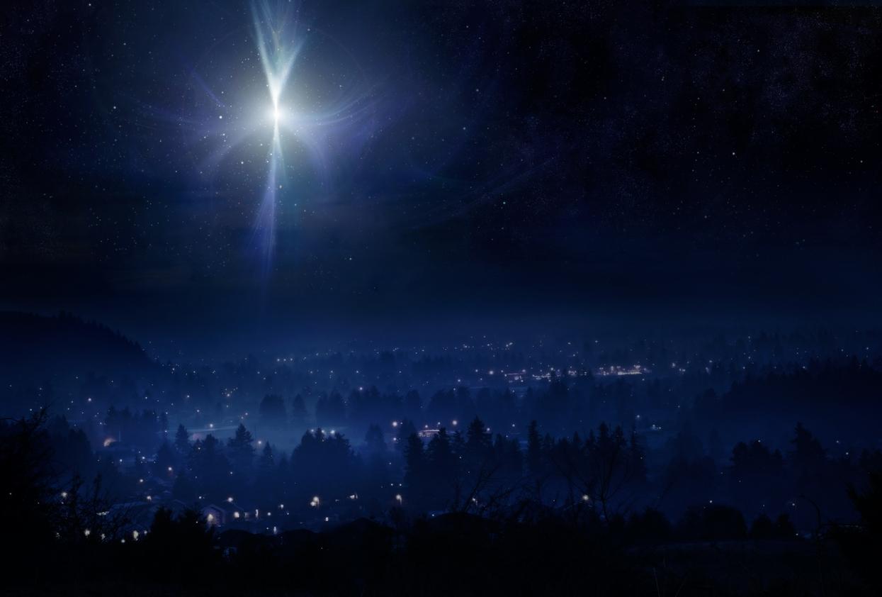 Bethlehem star jesus