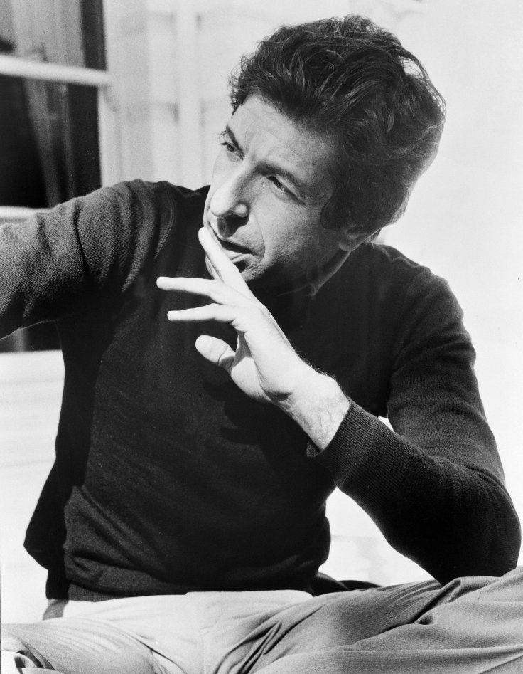 Remembering Leonard Cohen: A photographer's dream