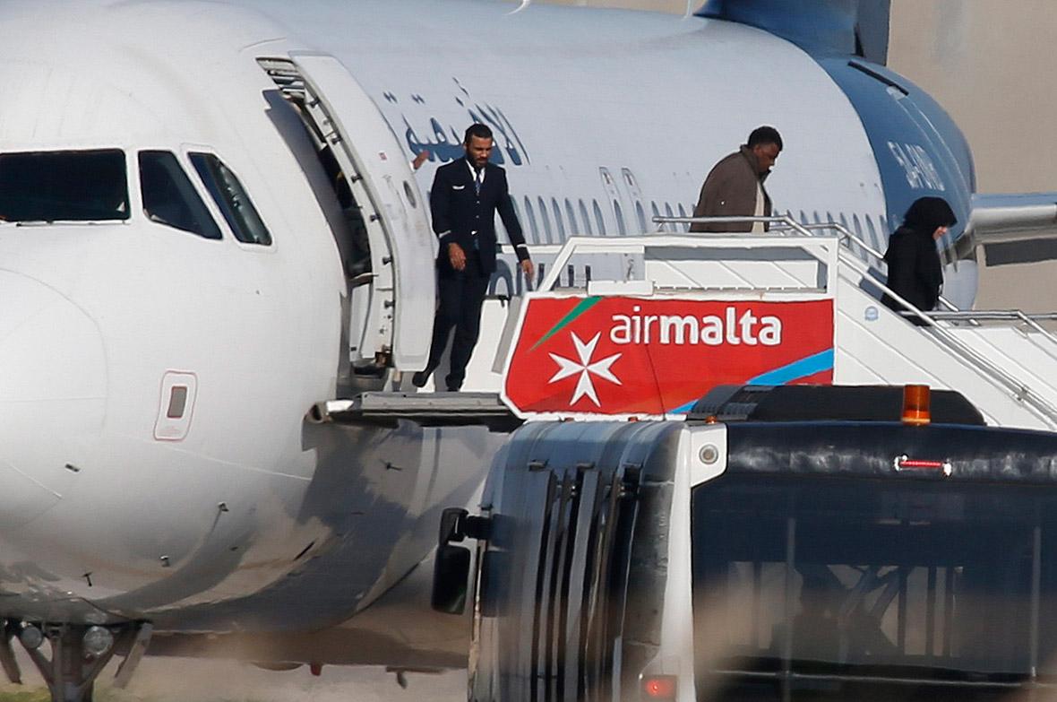 Afriqiyah Airways Malta Libya