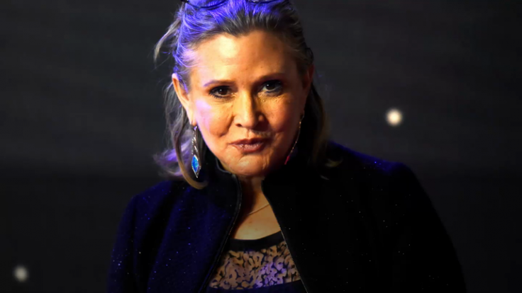 Star Wars actor Carrie Fisher 'suffers heart attack'