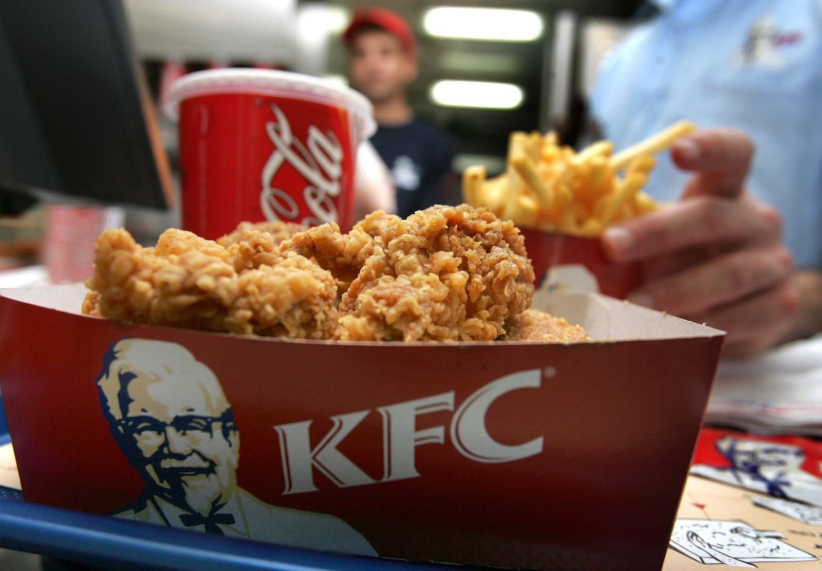 Image result for Britain KFC Spokesman Says Restart Services Limited Level
