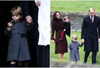 Duke and Duchess of Cambridge and family