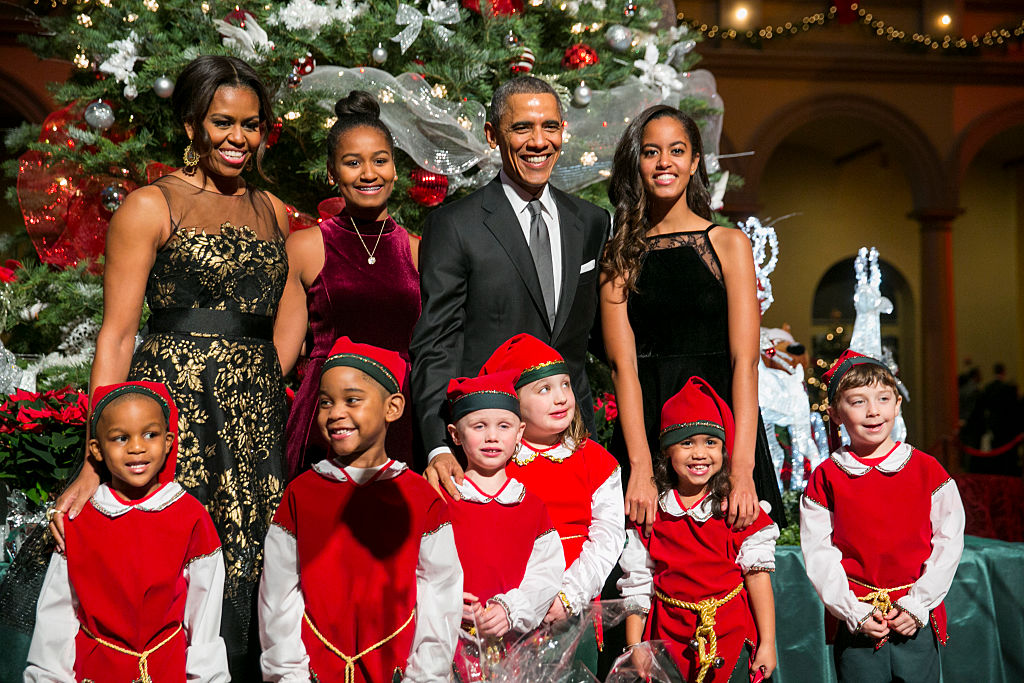 President Obama shares last Christmas greetings from White House ...