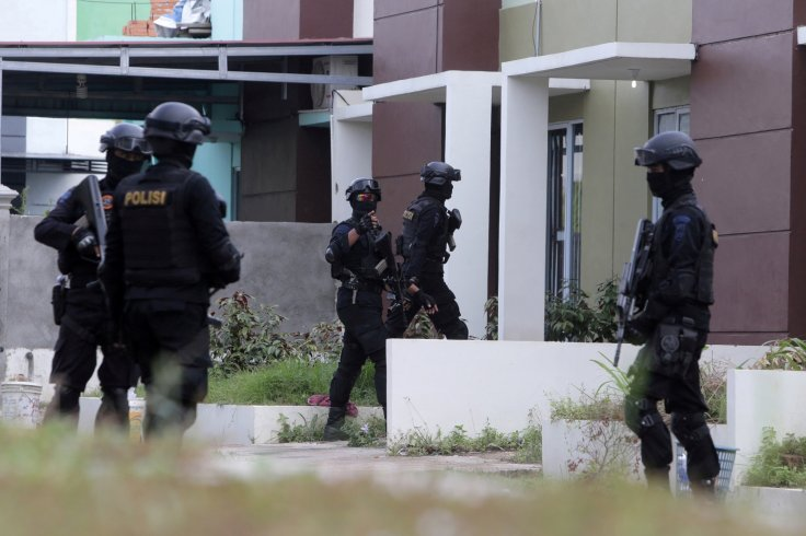 Indonesia terror plot
