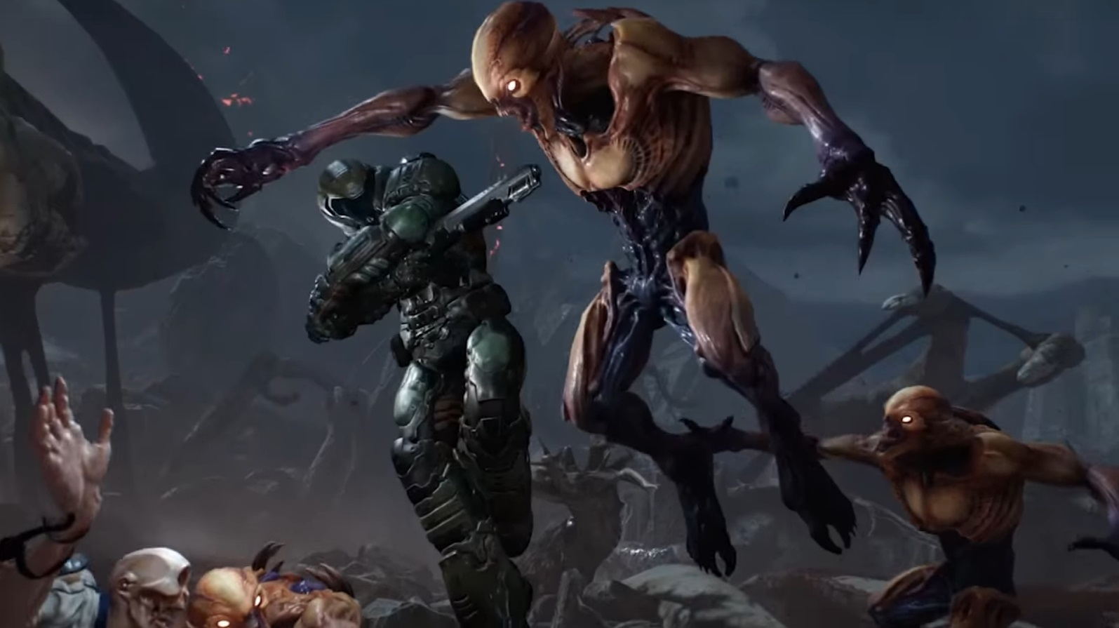 Doom launch trailer