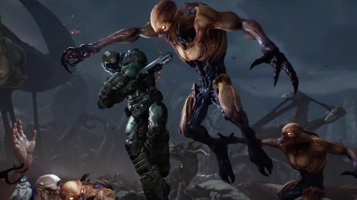 Doom launch trailer