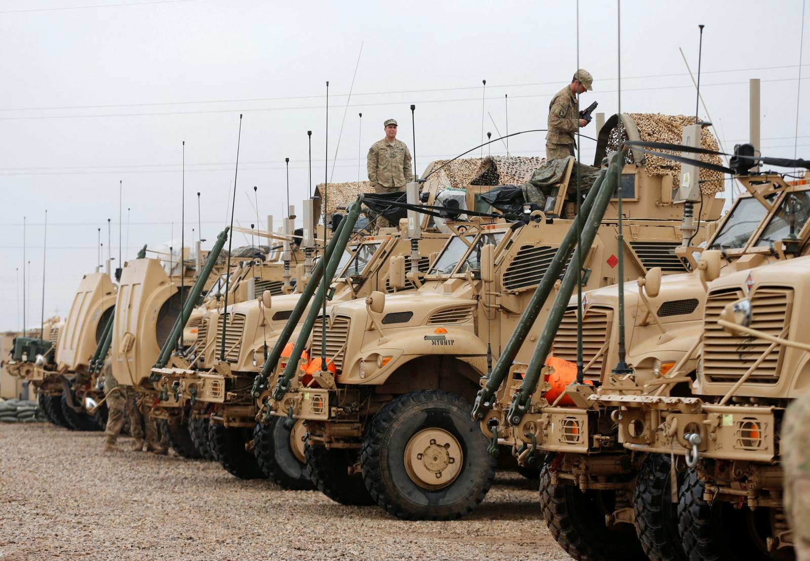 Battle of Mosul Iraqi forces