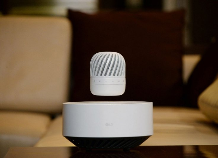 LG levitating speaker to launch at CES2017