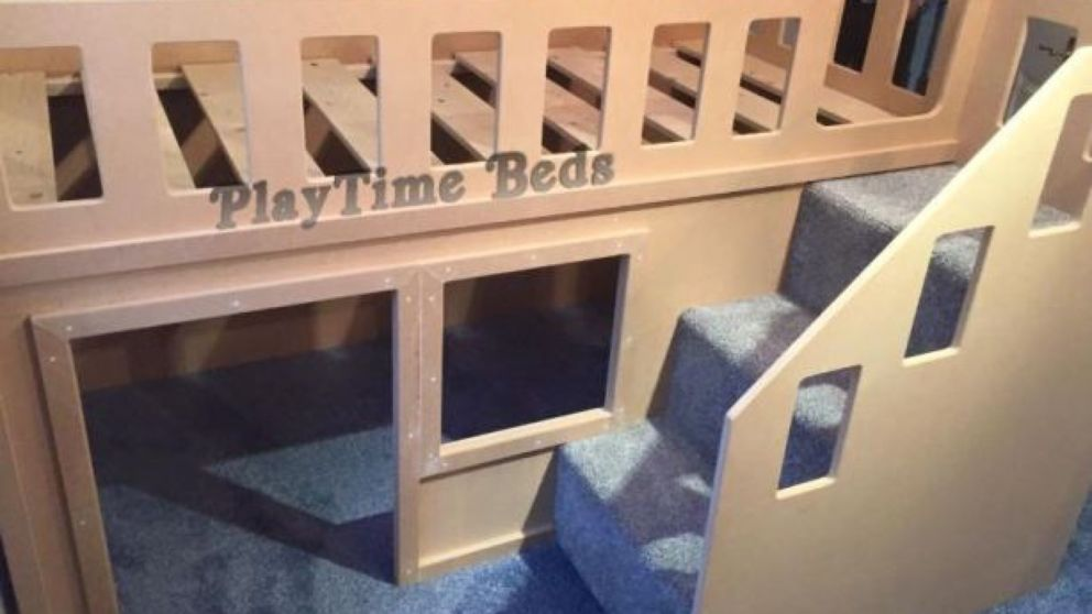 playtime beds dangers