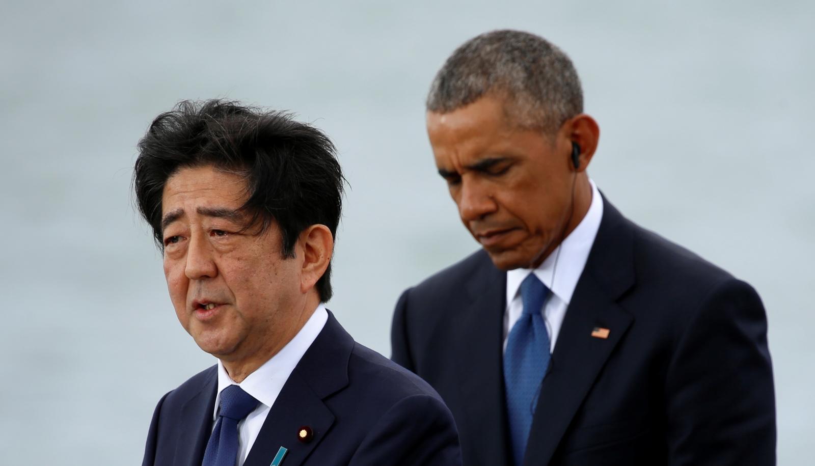 Japanese PM to Visit Pearl Harbor Alongside Obama