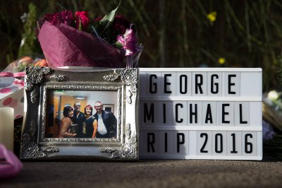George Michael fans tributes