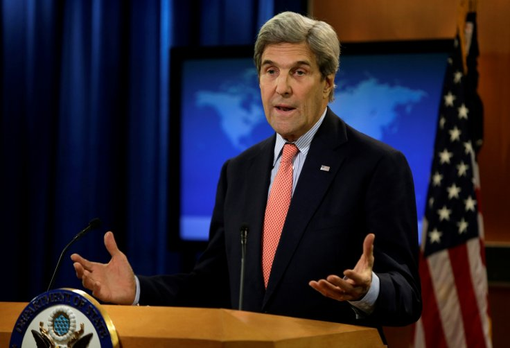 MIDEAST-CRISIS/SYRIA-KERRY