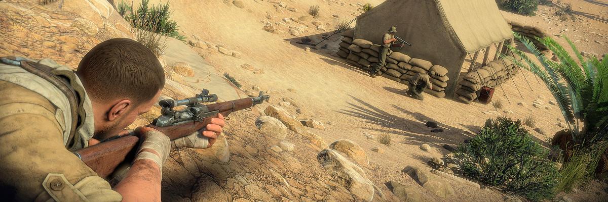 2017 Preview Sniper Elite 4