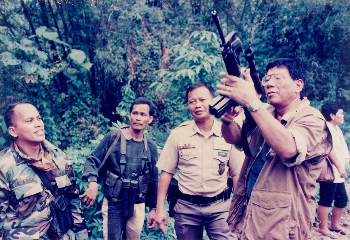 Rodrigo Duterte Du30 philippines