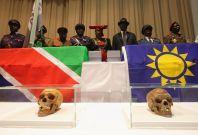 Namibia Herero and Nama tribes