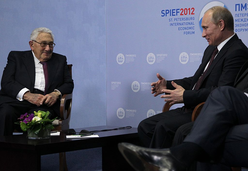 Kissinger Putin