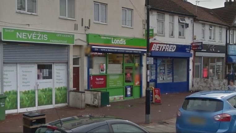 Londis Dagenham robbery