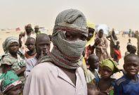Fleeing Boko Haram in Niger