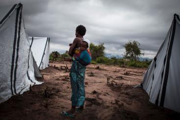 Mozambique refugees