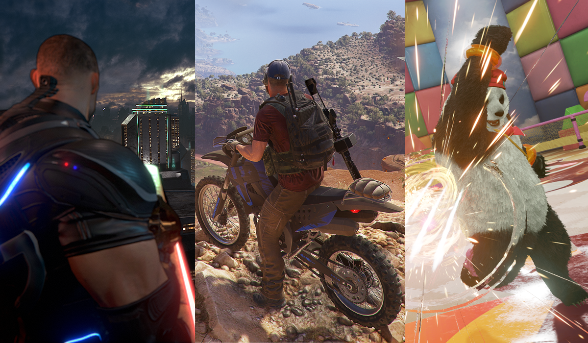 2017 preview Crackdown Ghost Recon Tekken