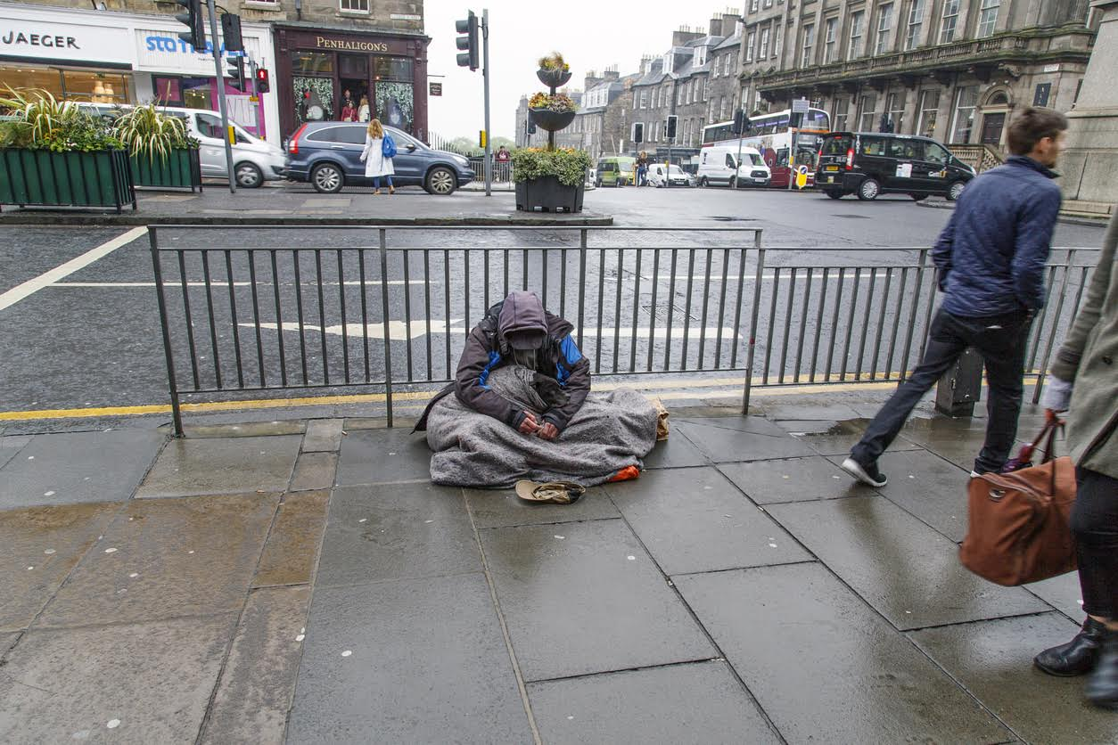 Societal inequalities foster homelessness in the