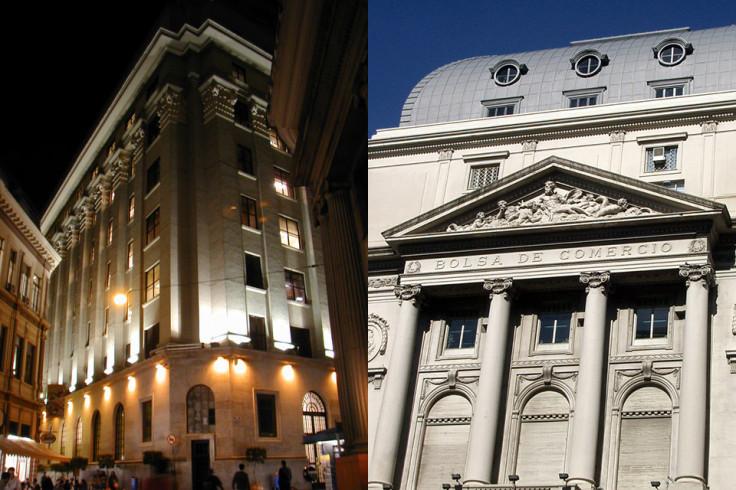Sao Paulo Buenos Aires stock exchange