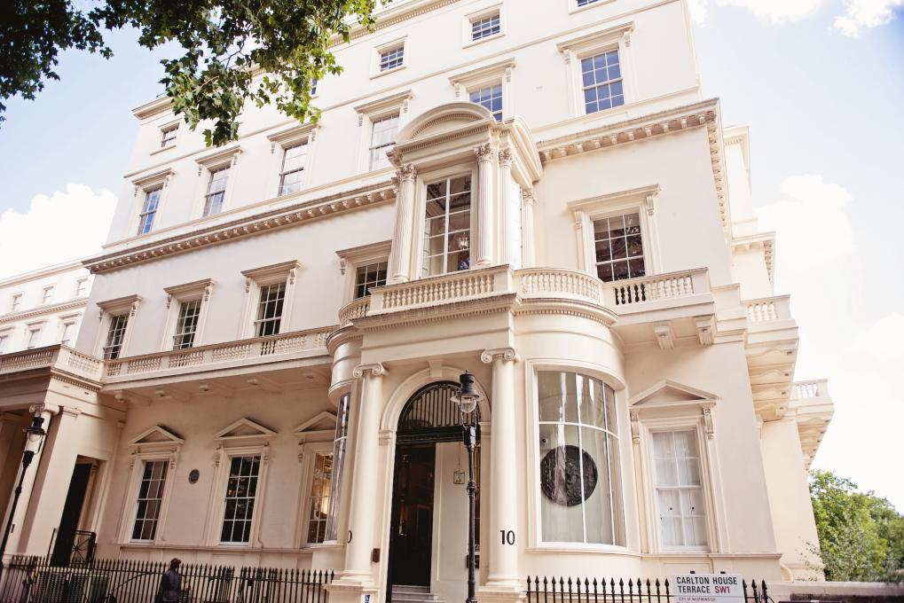 Sherlock a guide to the london filming locations used in for Terrace house full episodes