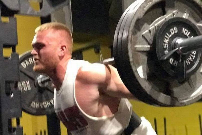 Kyle Thomson died after he was crushed by barbells
