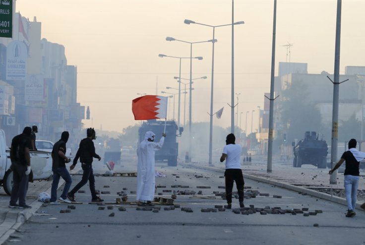 Bahrain shooting