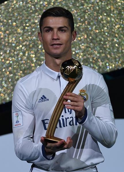 Jahresgehalt Cristiano Ronaldo