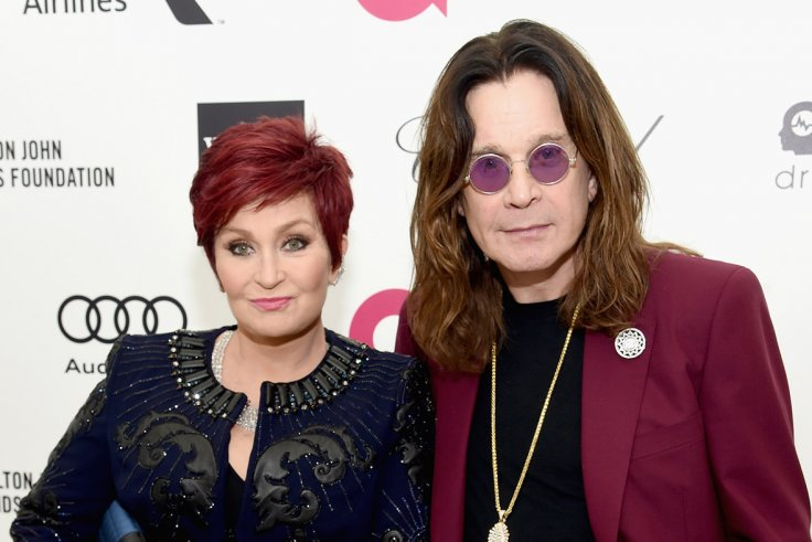Sharon Osbourne insults Chrissy Teigen over 'Baby, It's Cold Outside'