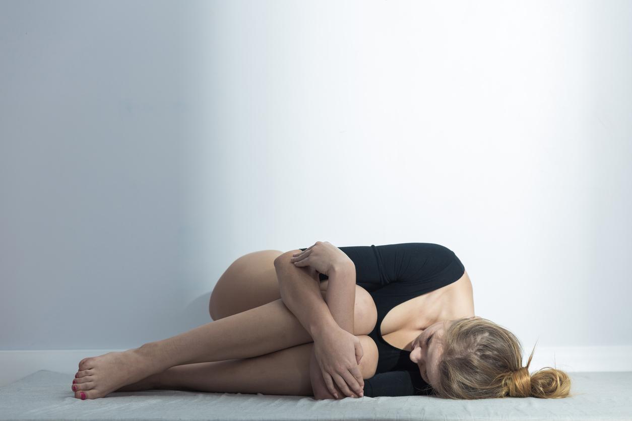 Premenstrual mood disorder