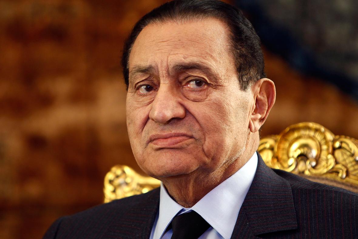 hosni mubarak - photo #2