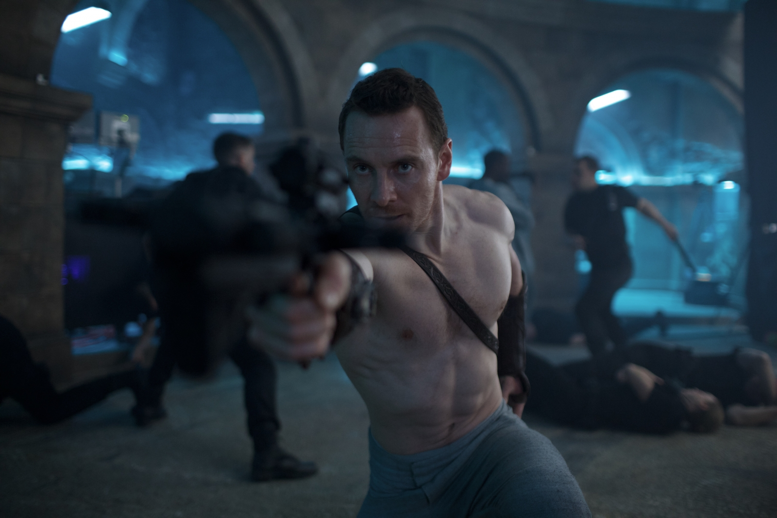 Assassin's Creed film Michael Fassbender