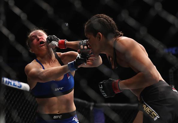 Ronda Rousey-Amanda Nunes