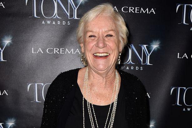 Actress Barbara Tarbuck