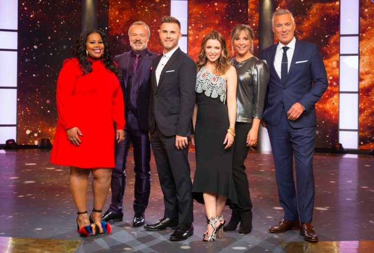 Let It Shine judges and presenters