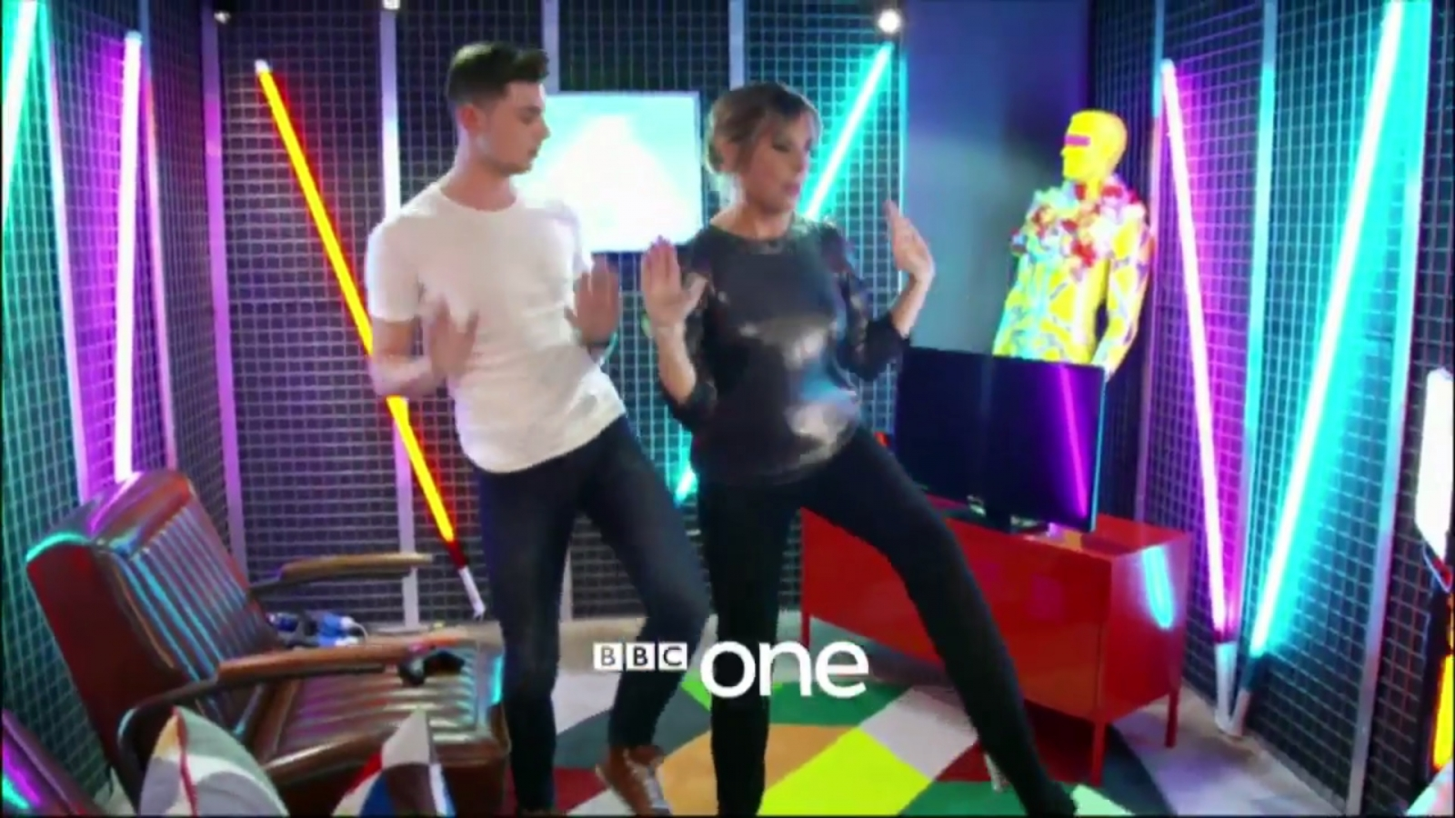 Mel Giedroyc BBC Let It Shine