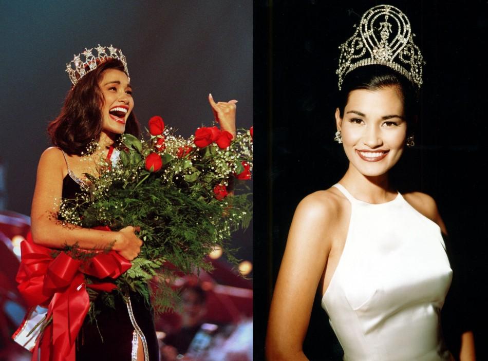 10. Miss Universe 1997
