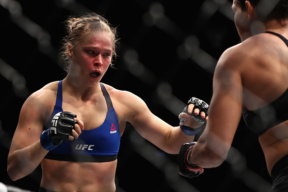 Ronda Rousey's mother says she should retire following defeat to Amanda Nunes at UFC 207