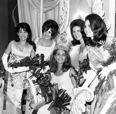 9.Miss Universe 1967