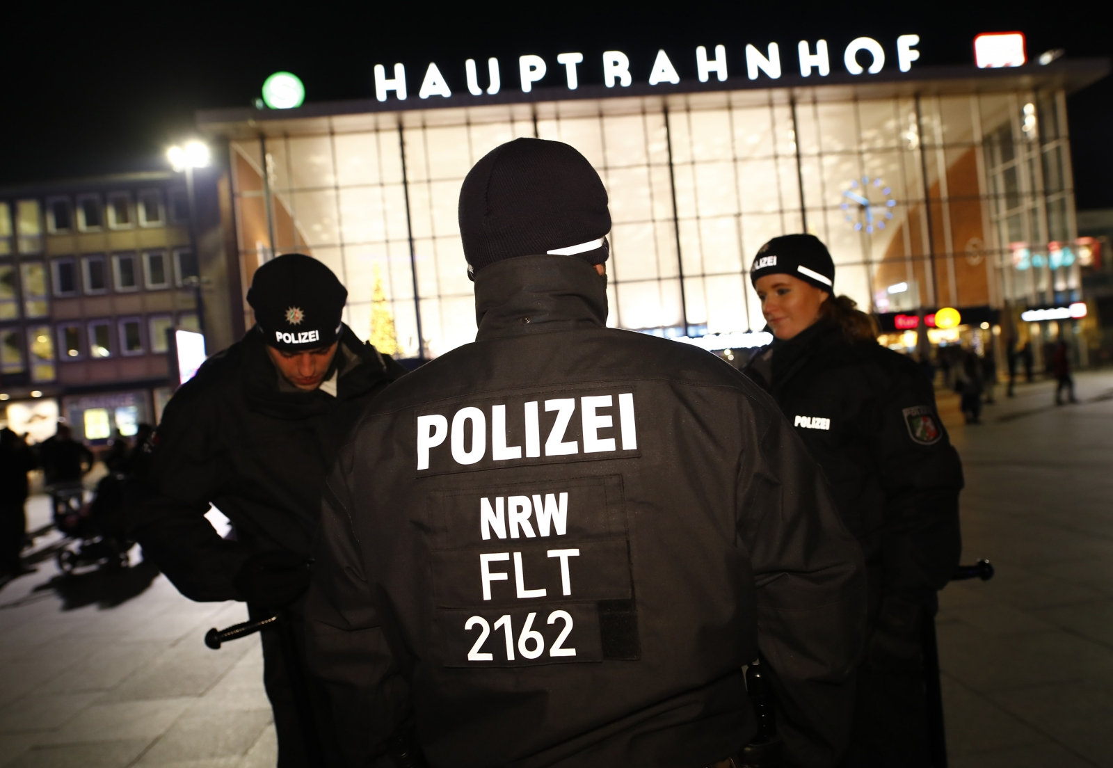 NEW-YEAR/GERMANY