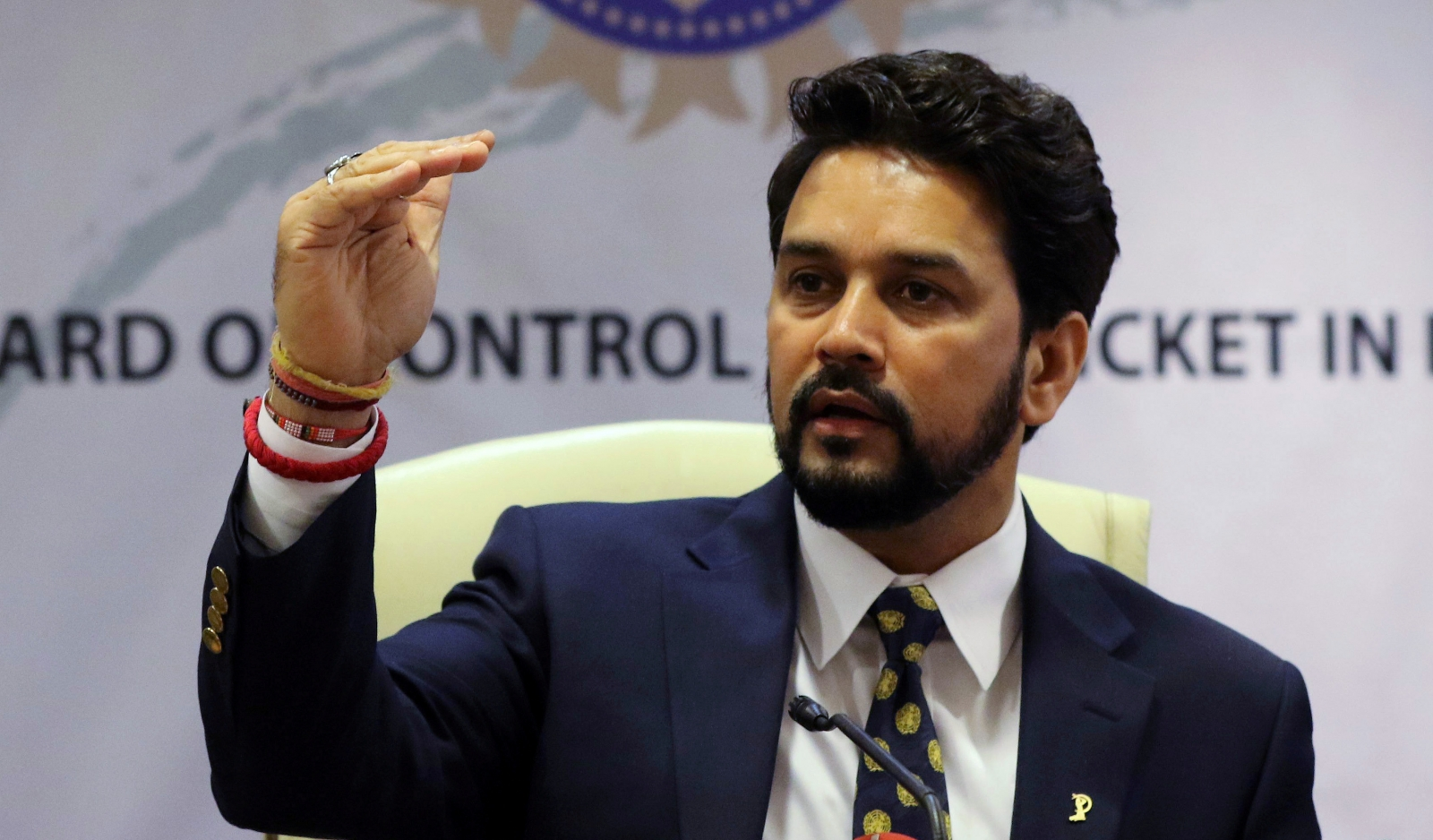 India BCCI chief sacked