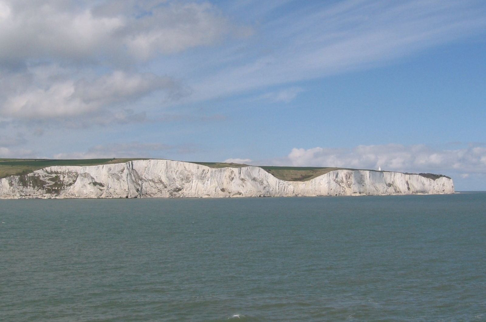 white cliffs dover death plunges